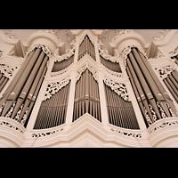 Saarbrücken, Ludwigskirche, Orgelprospekt