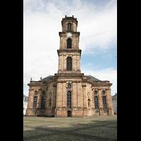 Saarbrücken, Ludwigskirche, Turm