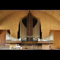 Saarbrücken, Christ-König, Orgelempore