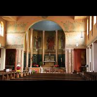 Saarbrücken, Christ-König, Chor