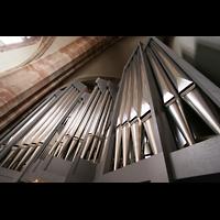 Saarbrücken, Stiftskirche St. Arnual, Orgelprospekt
