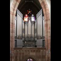 Saarbrücken, Stiftskirche St. Arnual, Orgel
