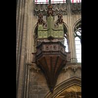Metz, Cathédrale Saint-Étienne (Langschifforgel), Renaissance-Orgel