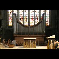 Metz, Cathédrale Saint-Étienne (Langschifforgel), Querhausorgel