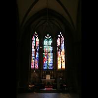 Metz, Cathédrale Saint-Étienne (Langschifforgel), Kapelle des Heiligen Sakraments