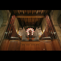 Echternach, Basilika St. Willibrord, Orgelprospekt