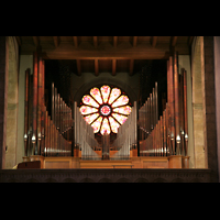 Echternach, Basilika St. Willibrord, Orgel