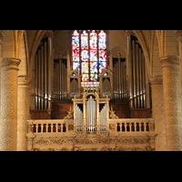 Luxemburg, Kathedrale (Symphonische Orgel), Klassische Orgel