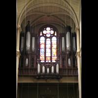 Luxembourg (Luxemburg), Saint-Alphonse (St. Alfons / Paatrekiirch), Orgel