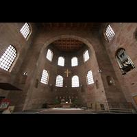 Trier, Konstantin-Basilika (Chororgel), Chorraum