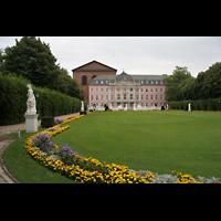 Trier, Konstantin-Basilika (Chororgel), Kurfürstliches Palais und Konstantinbasilika