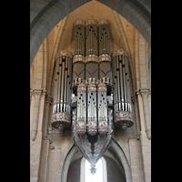 Trier, Dom St. Peter (Kryptaorgel), Prospekt der Hauptorgel