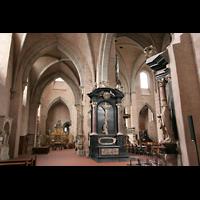 Trier, Dom St. Peter (Kryptaorgel), Seitenschiff
