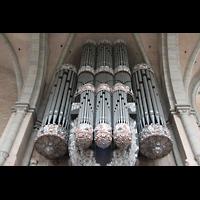 Trier, Dom St. Peter (Kryptaorgel), Hauptorgel