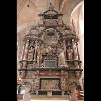 Trier, Dom St. Peter (Kryptaorgel), Seitenaltar