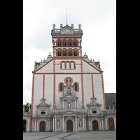 Trier, Basilika St. Matthias, Fassade