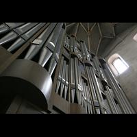 Trier, Basilika St. Matthias, Orgel perspektivisch