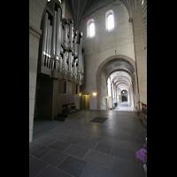 Trier, Basilika St. Matthias, Orgel im Querhaus