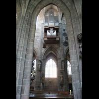 Nürnberg (Nuremberg), St. Lorenz (Positiv), Laurentiusorgel