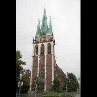 Ulm, St. Georg, Turm