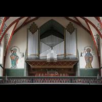 Ulm, St. Georg, Orgelempore