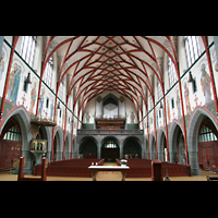 Ulm, St. Georg, Innenraum
