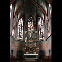 Ulm, St. Georg, Chor