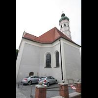 Dachau, St. Jakob, Außenansicht