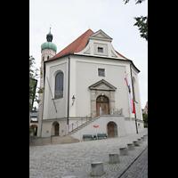 Dachau, St. Jakob, Hauptportal
