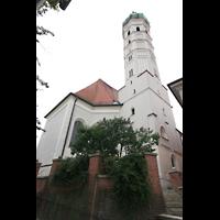 Dachau, St. Jakob, Turm