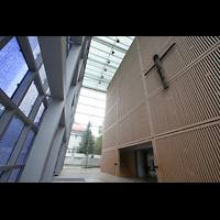 München, Herz-Jesu-Kirche, Vorraum