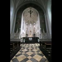 München (Haidhausen), St. Johann Baptist (kath.), Chorraum