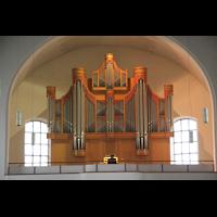 München, St. Franziskus, Orgel