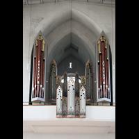 München, Mariahilf-Kirche (Hauptorgel), Hauptorgel - Prospekt