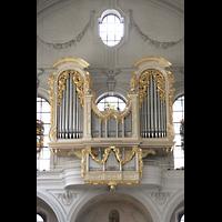 München, Jesuitenkirche St. Michael (ehem. Hofkirche), Orgel