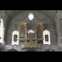 München, Jesuitenkirche St. Michael (ehem. Hofkirche), Orgelempore