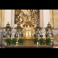 München, Bürgersaalkirche, Altar