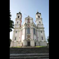 Ottobeuren, Abtei - Basilika (Heilig-Geist-Orgel), Fassade