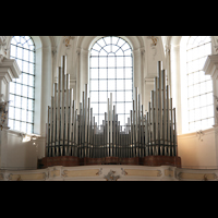 Ottobeuren, Abtei - Basilika (Heilig-Geist-Orgel), Marienorgel