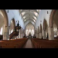 Memmingen, St. Martin, Innenraum