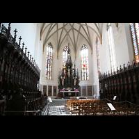 Memmingen, St. Martin, Chorraum