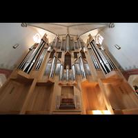 Memmingen, St. Martin, Orgelprospekt