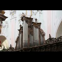 Ochsenhausen, Klosterkirche St. Georg (Hauptorgel), Chororgel