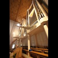 Waldkirchen, St. Peter und Paul (''Bayernwalddom''), Hauptorgel perspektivisch