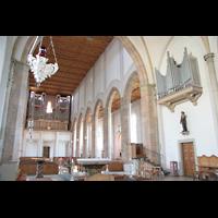 Waldkirchen, St. Peter und Paul (''Bayernwalddom''), Chororgel und Hauptorgel