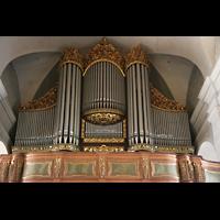 Linz, Stadtpfarrkirche, Orgel