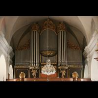 Linz, Stadtpfarrkirche, Orgelprospekt
