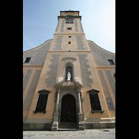Linz, Stadtpfarrkirche, Turm