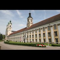 St. Florian (bei Linz), Stiftskirche, Klosteranlage