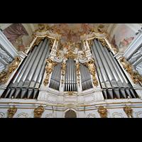 St. Florian (bei Linz), Stiftskirche, Bruckner-Orgel